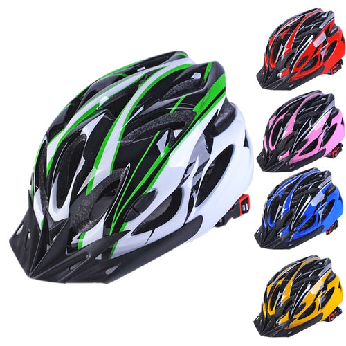 Adult Helmet ~ Sahoo Safety, 9 Colors - Deluxe Riders