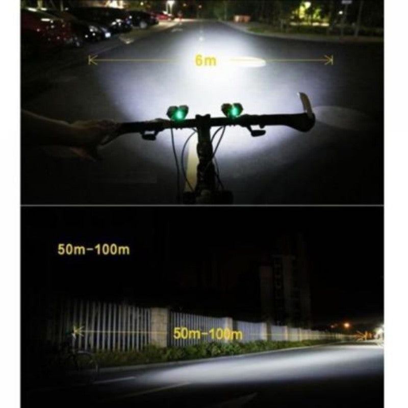 V6 Bike Light - Deluxe Riders