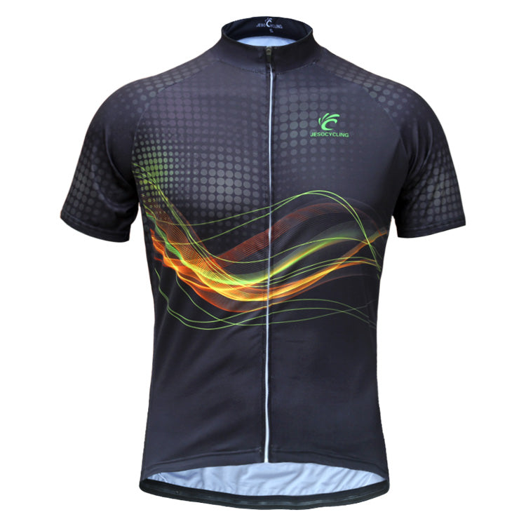 Men's Cycle Jersey ~ Short Sleeve, JC - Deluxe Riders