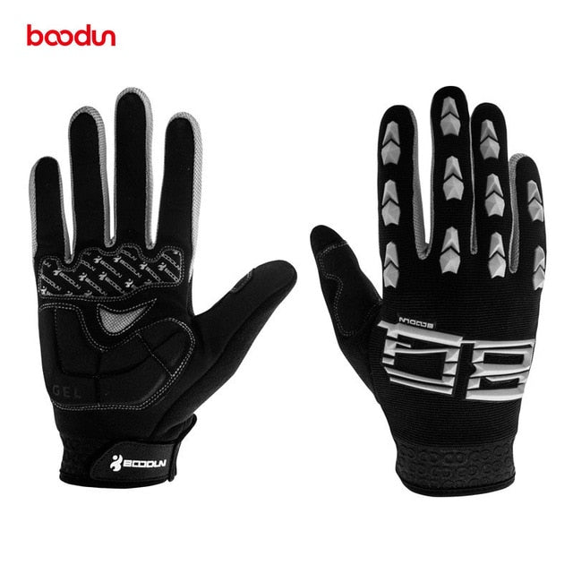 Gloves ~ Boodun Bold Cycle, 4 Colors - Deluxe Riders