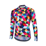 Men's Cycle Jersey ~ Long Sleeve, Oliver 1 - Deluxe Riders
