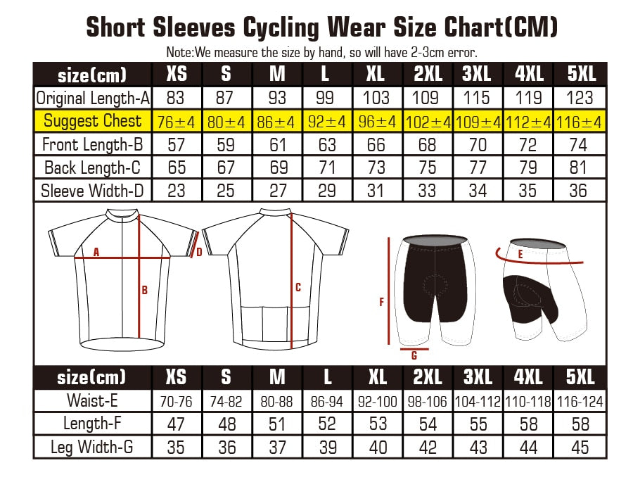 Men's Cycle Jersey ~ Short Sleeve, Vega - Deluxe Riders