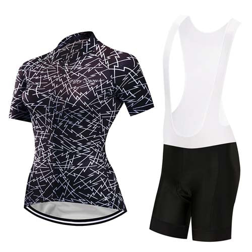 Womens Cycle Skinsuit ~ Shorts Kit -OR- Bib, Aero TB - Deluxe Riders