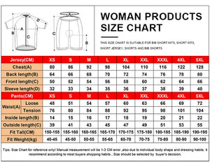 Womens Cycle Set ~ Shorts Kit -OR- Bib, Strobes - Deluxe Riders