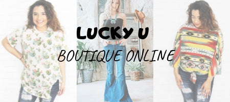 Lucky U Boutique Online