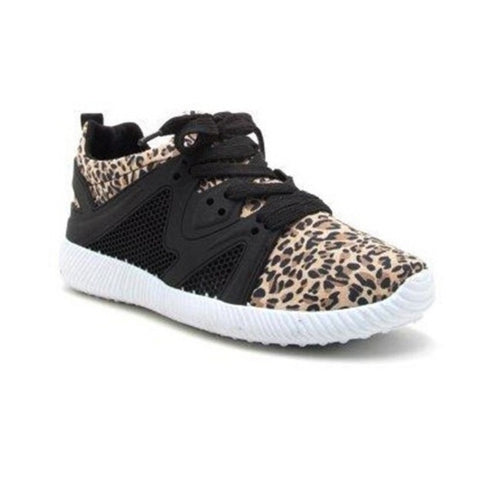 Catch Me If You Can Cheetah Sneakers