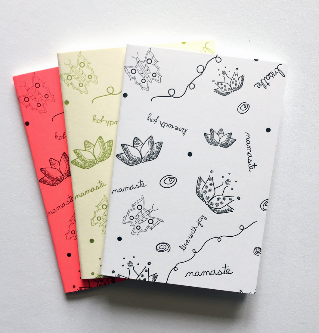 Mindful Mini-notebooks