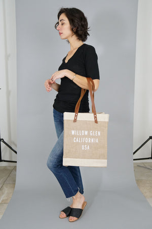 Willow Glen Market Tote