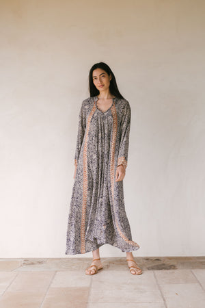 Fiore Maxi Dress - Shangri-la Cortez