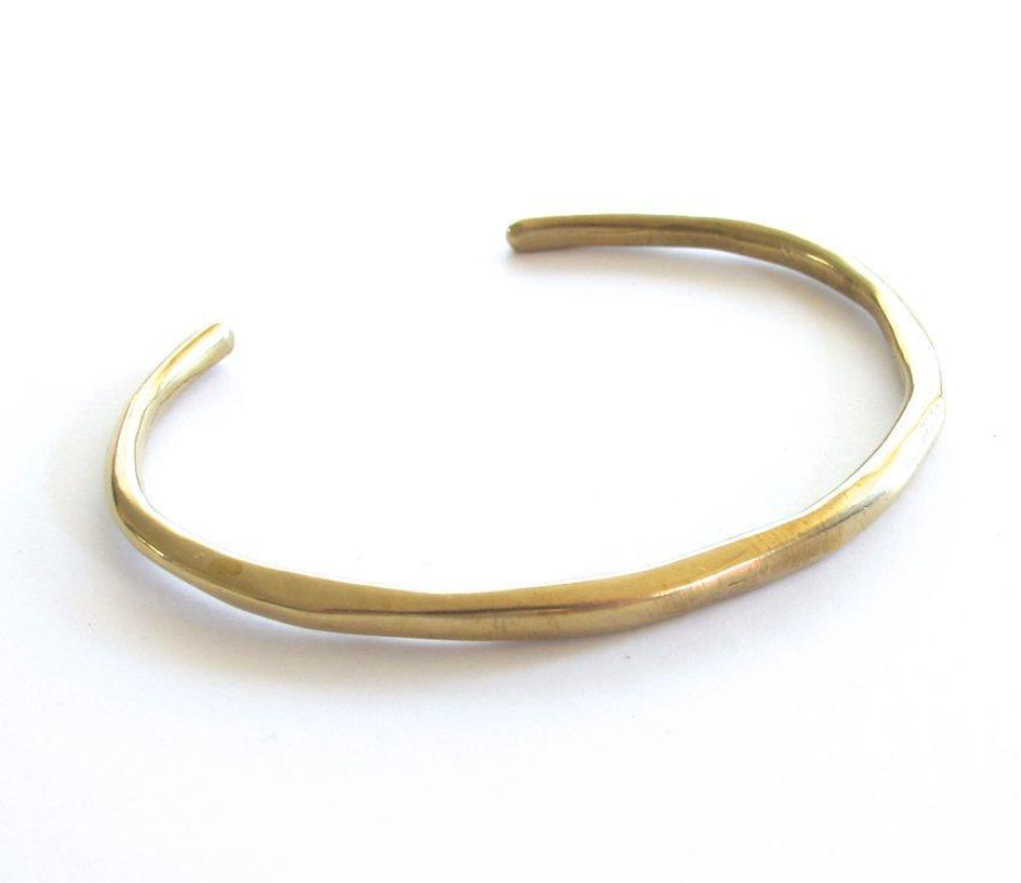 Madrid Bracelet - Brass