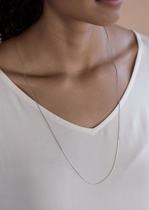 Dorado Necklace - Grey