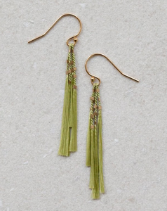 Kiki Earrings - Pear