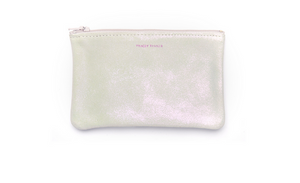 Small Flat Pouch - Opal Sparkle