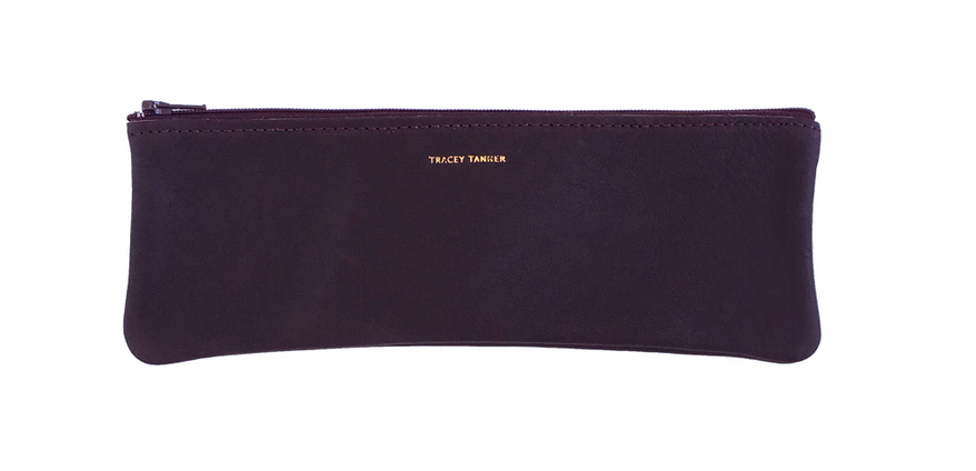 Eyeglass case - Aubergine Basic