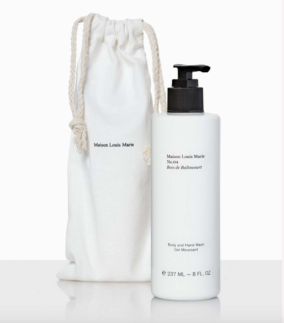 No.02 Le Long Fond - Body and Hand wash
