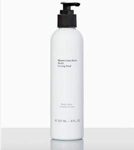 No.04 Le Long Fond - Hand and Body Lotion