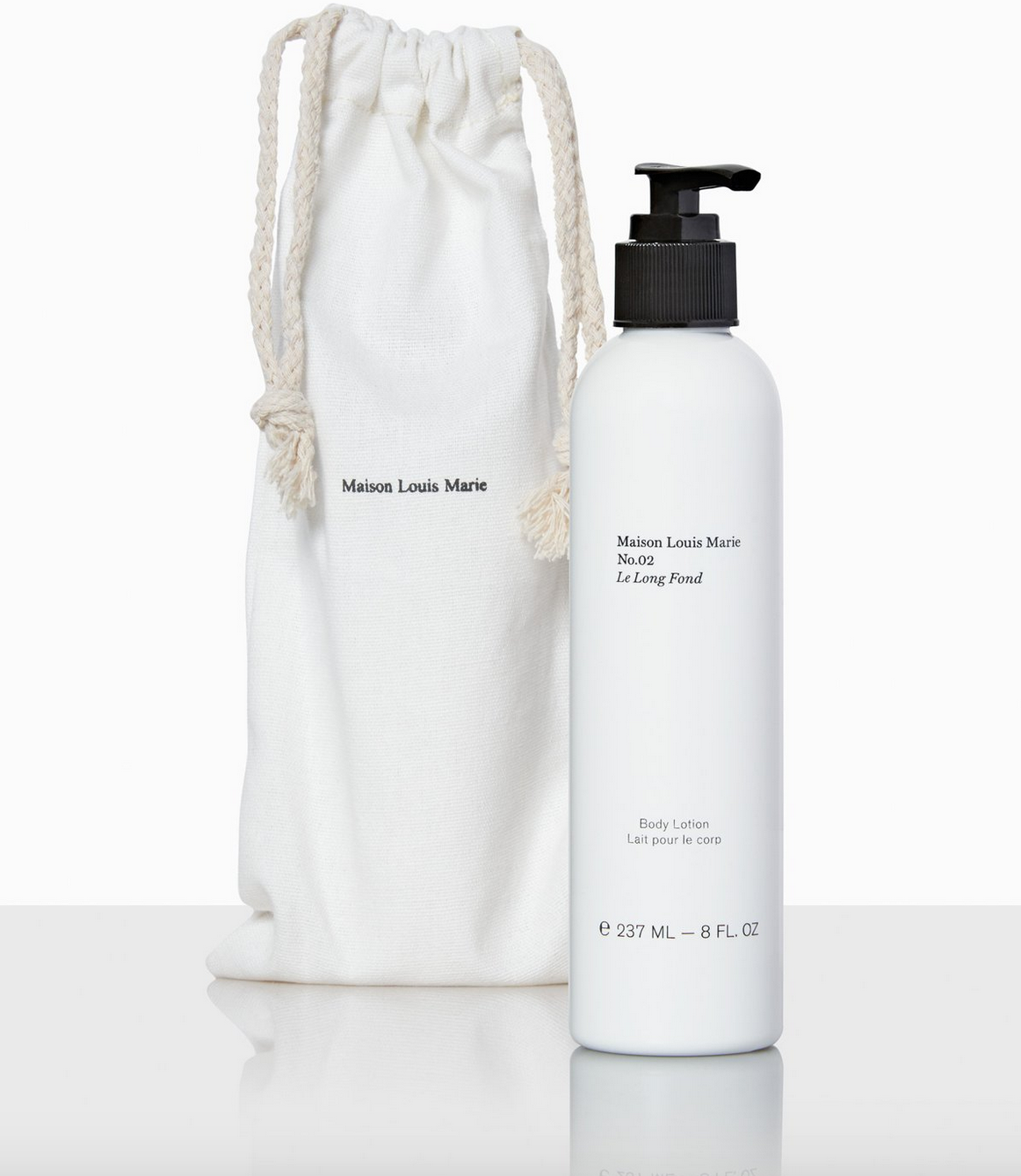 No.02 Le Long Fond - Hand and Body Lotion