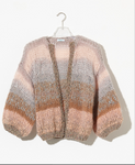 Ombré Big Cardigan