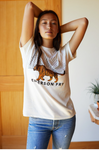 Emerson Fry Tiger Tee - Ivory