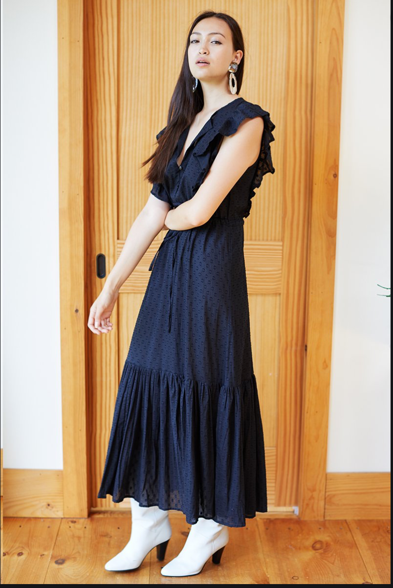 Chandra Dress - Black