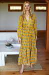 Francis Dress - Marigolds Yellow
