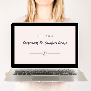 Outsourcing for Creatives Course