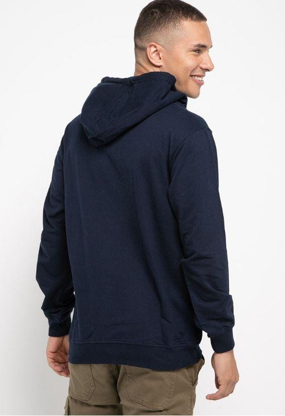 MO191 Thirdday hoodies casual pria dakir thdy sign navy