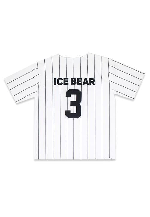 MTG53 we bare bears WBB bball ice bear baseball white