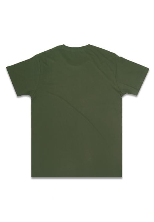 Third Day MTE57 5logos ver ga T-shirt Olive
