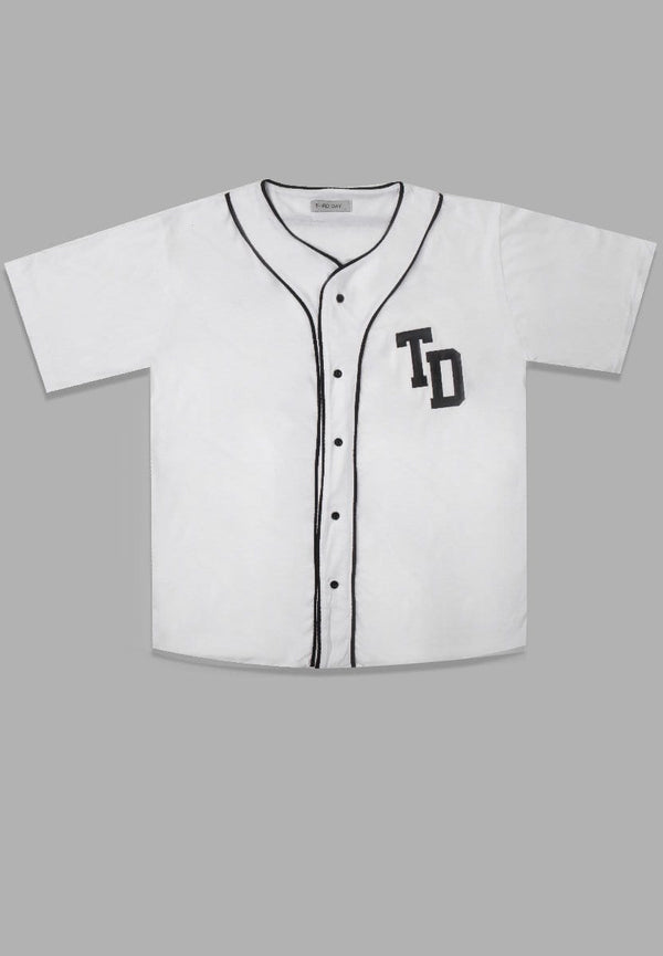 MT930S s/s Men BaseBall TD blk list wh baseball