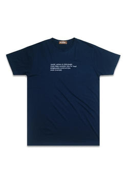 Third Day NT209C paragraph nv T-shirt Navy