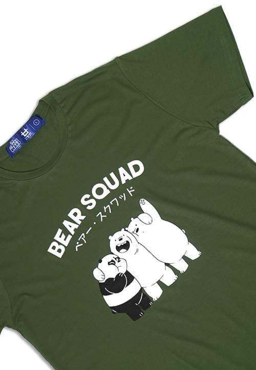 Third Day MTG37 WBB bear squad green army kaos pria