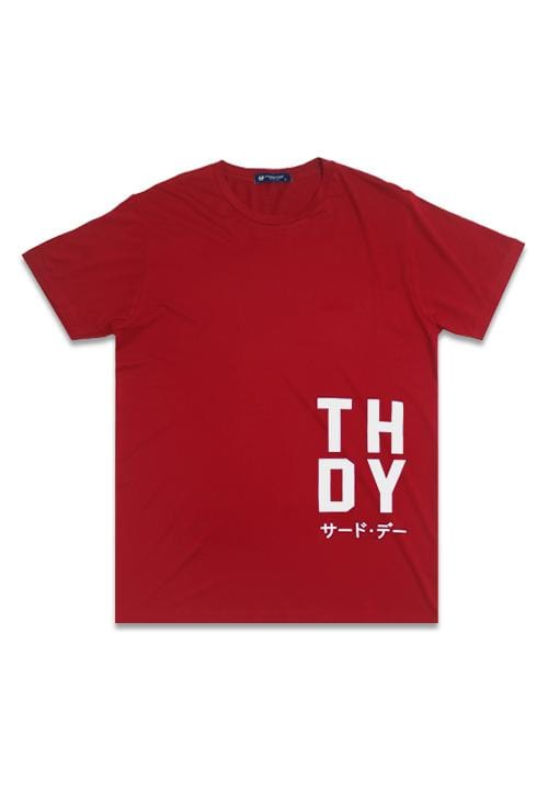 Third Day MTE46F big thdy waist mr T-shirt