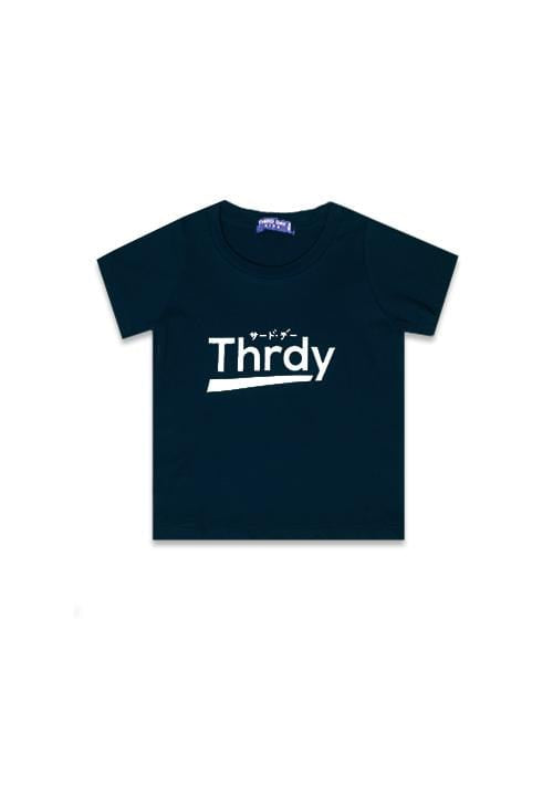 Third Day DT102 tod thrdy nv Kaos Anak Navy