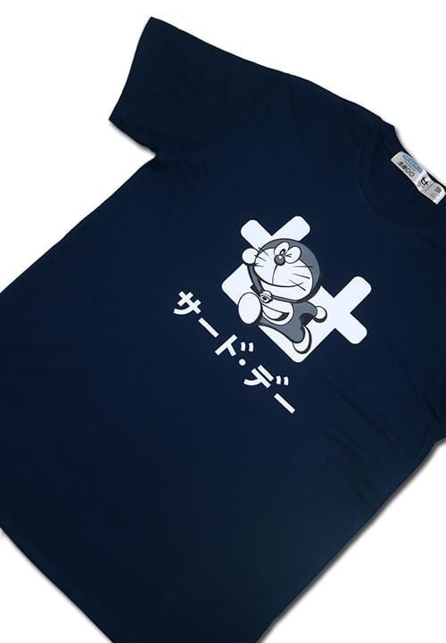 Third Day MTC92C Dora Jump Logo nv T-shirt Navy