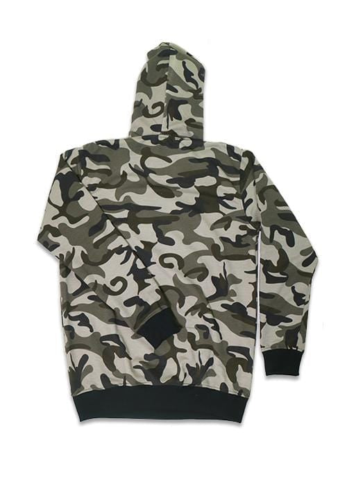 Third Day MO135F hoodies Thrdy camo br-gr
