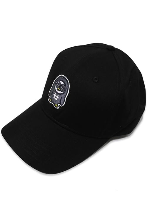 Third Day AM071 baseball cap dj rock blk Hitam