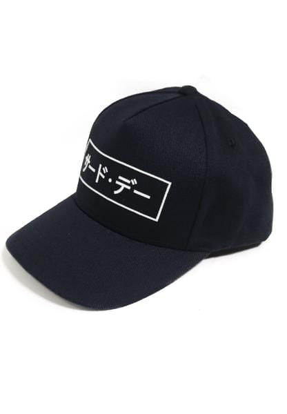 AM035W Baseball Cap Katakana nv