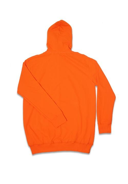 Third Day MO156 hoodies invert katakana orange bright