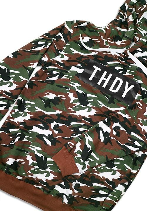 Third Day MO139 hoodies thdy kith camo gr-wh