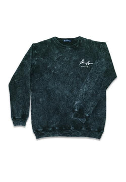 Third Day MO167 wash sweater thdysign dakir navy