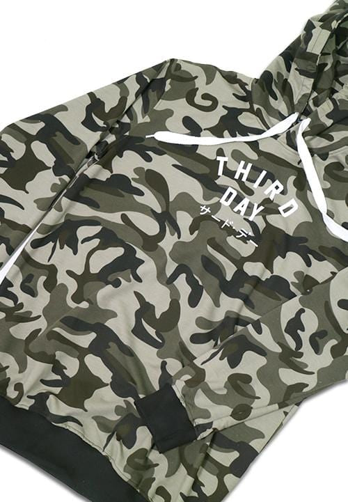 Third Day MO137F hoodies td simple camo br-gr