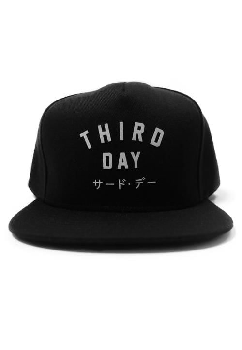 AM007I Snap Back Thirdday Black