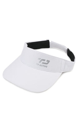 AS001 Topi Visor TD Active putih