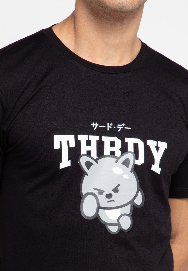 Third Day MTF10 tidorush thrdy ever blk kaos pria