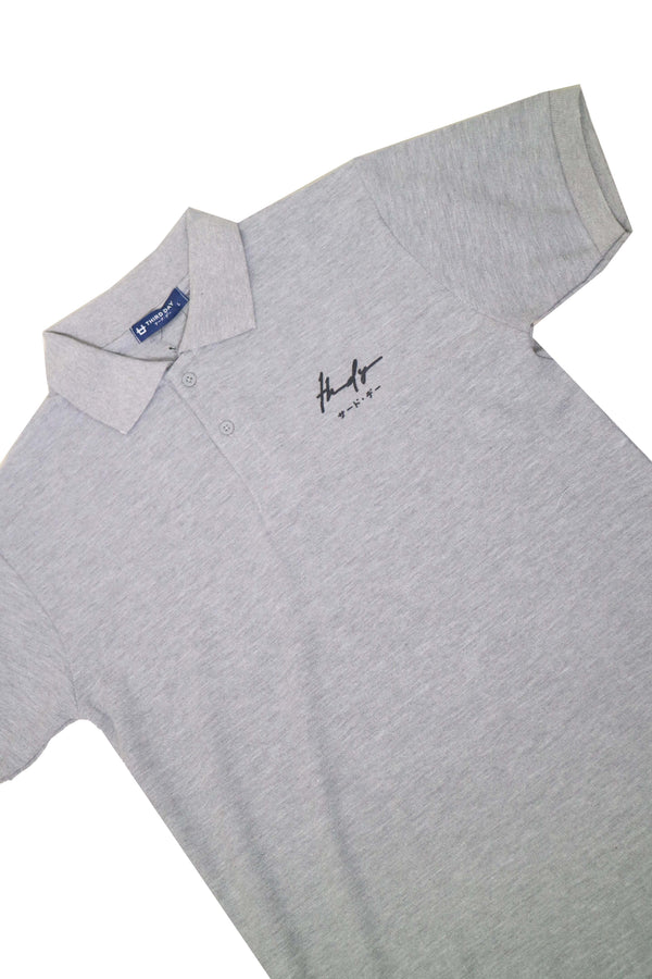 MTG98 thirdday polo casual pria thdy sign shirt abu misty