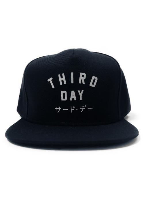 AM008I Snap Back Thirdday Navy