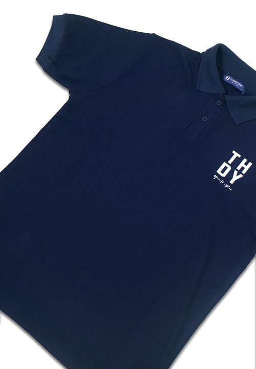 Third Day MTD35D men polo THDY nv Polo shirt Navy