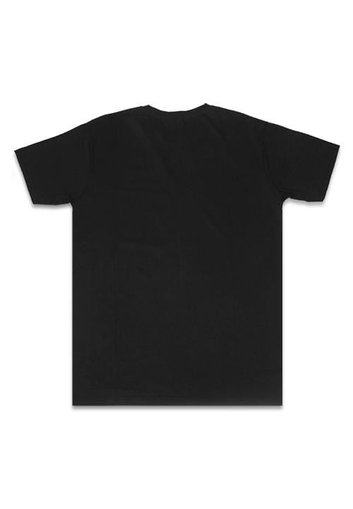 Third Day MTE27F thirddayco scribble vert blk T-shirt Multiwarna