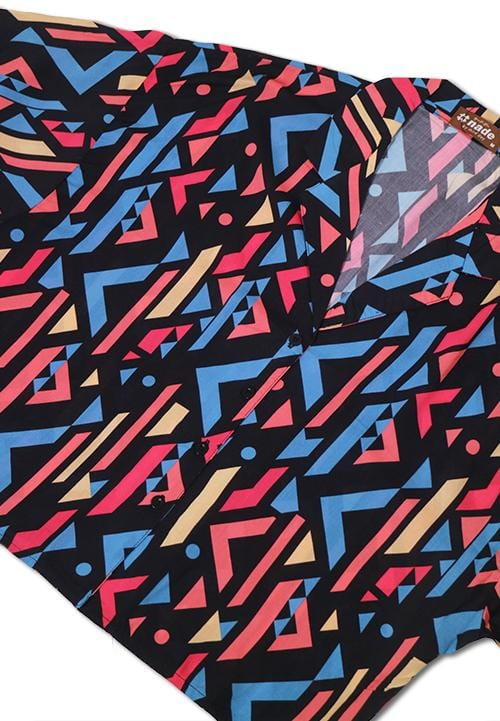 Third Day FK008 nade maui Tribal kemeja loose